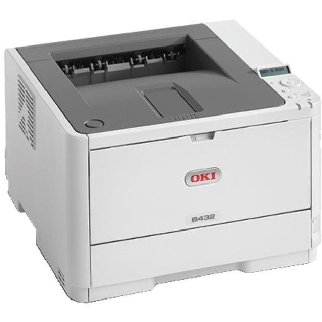B432dn, Impresora LED