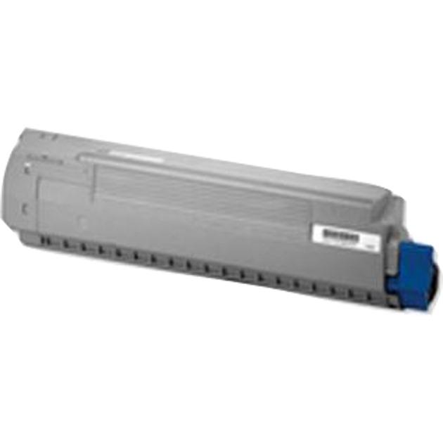 44973535 Laser cartridge 1500páginas Cian tóner y cartucho láser