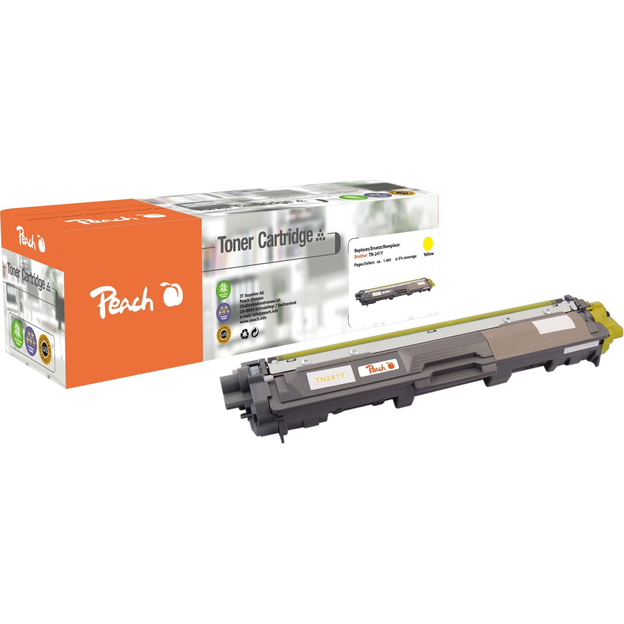 0F111808 Tóner de láser 1400páginas Amarillo cartucho de tóner