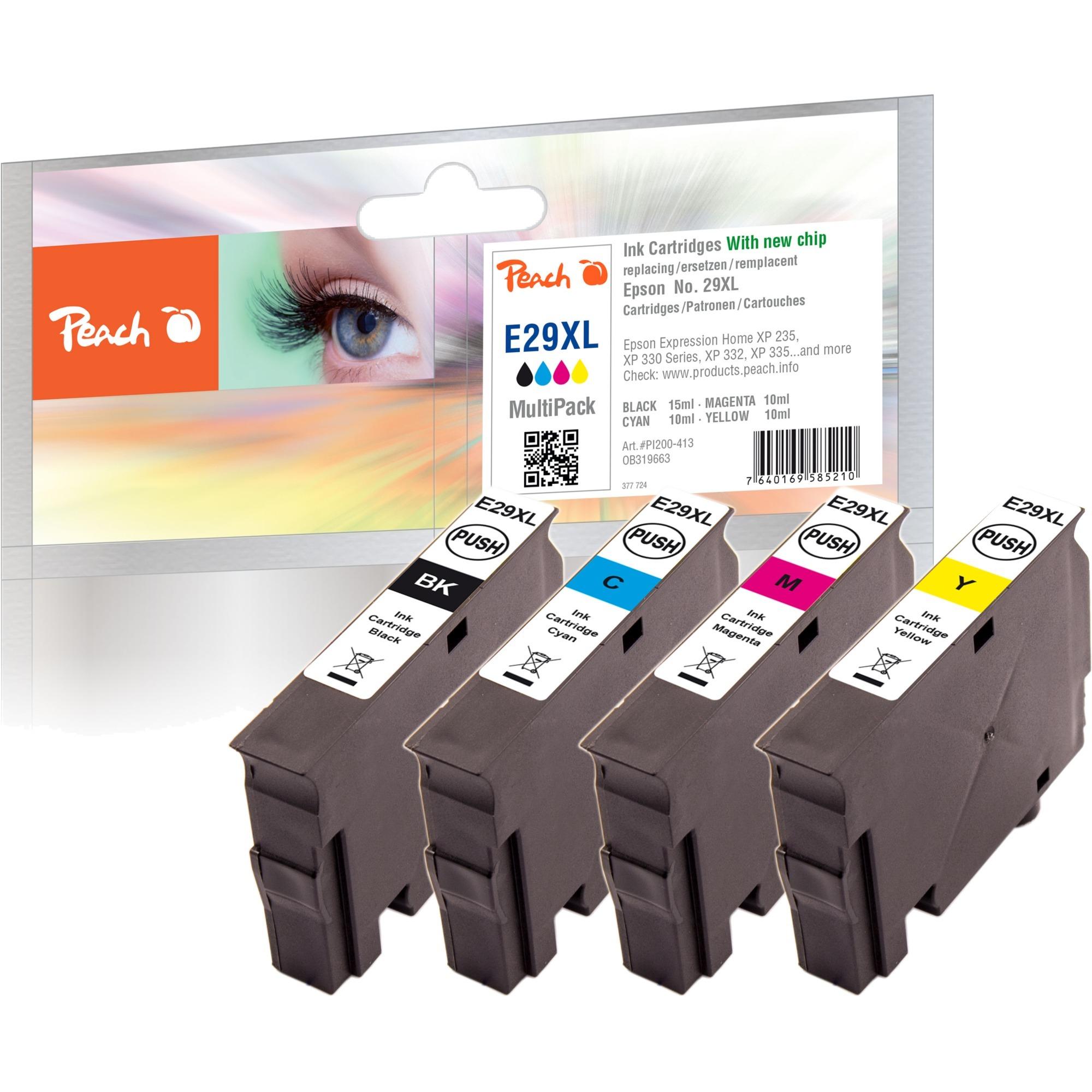 0F319663 cartucho de tinta Negro, Cian, Magenta, Amarillo Multipack 4 pieza(s)