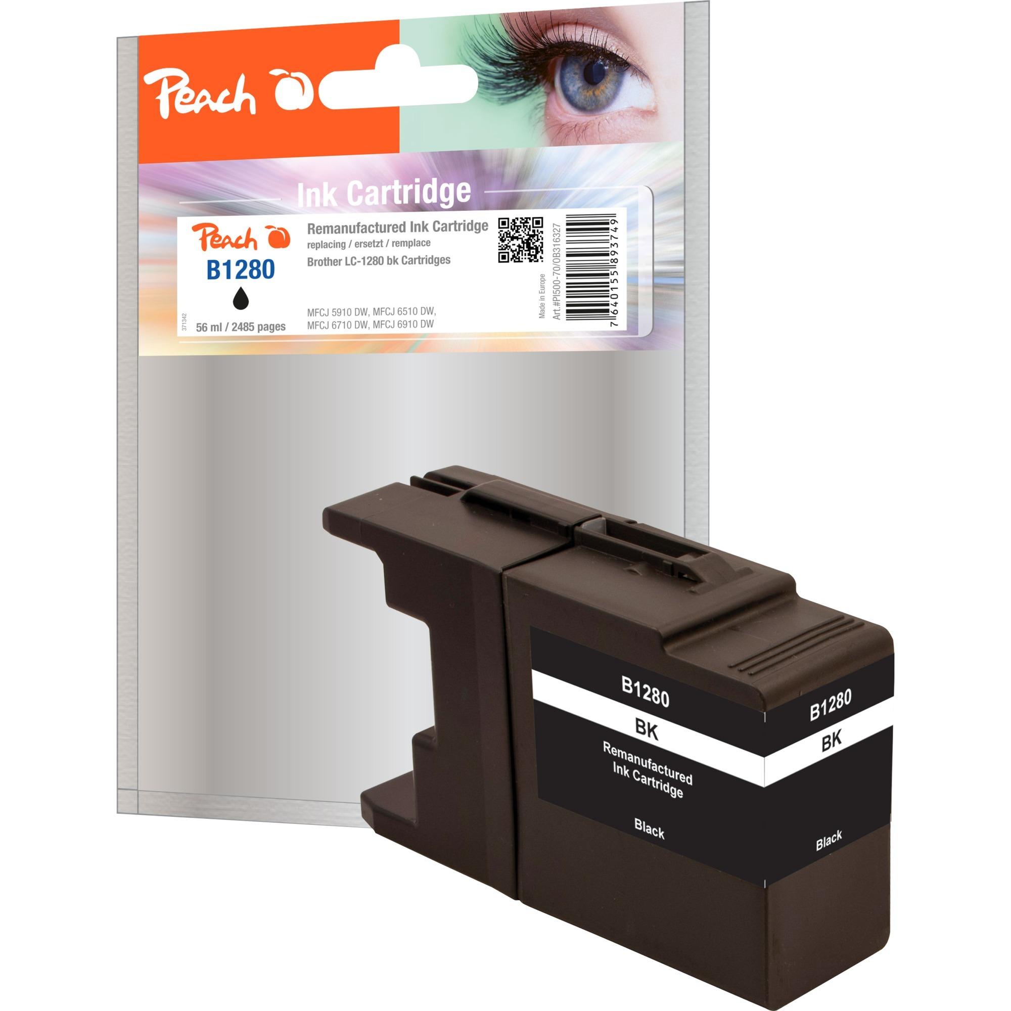 316327 cartucho de tinta Negro 1 pieza(s)