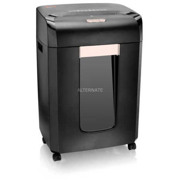 PS600-95 triturador de papel Microcorte 65 dB Negro, Destructora de documentos