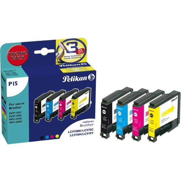 360670 cartucho de tinta Negro, Cian, Magenta, Amarillo Multipack 4 pieza(s)