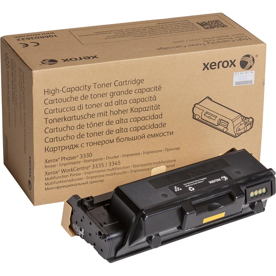 Phaser 3330 WorkCentre 3335/3345 Cartucho tóner NEGRO alta capacidad (8500 páginas)