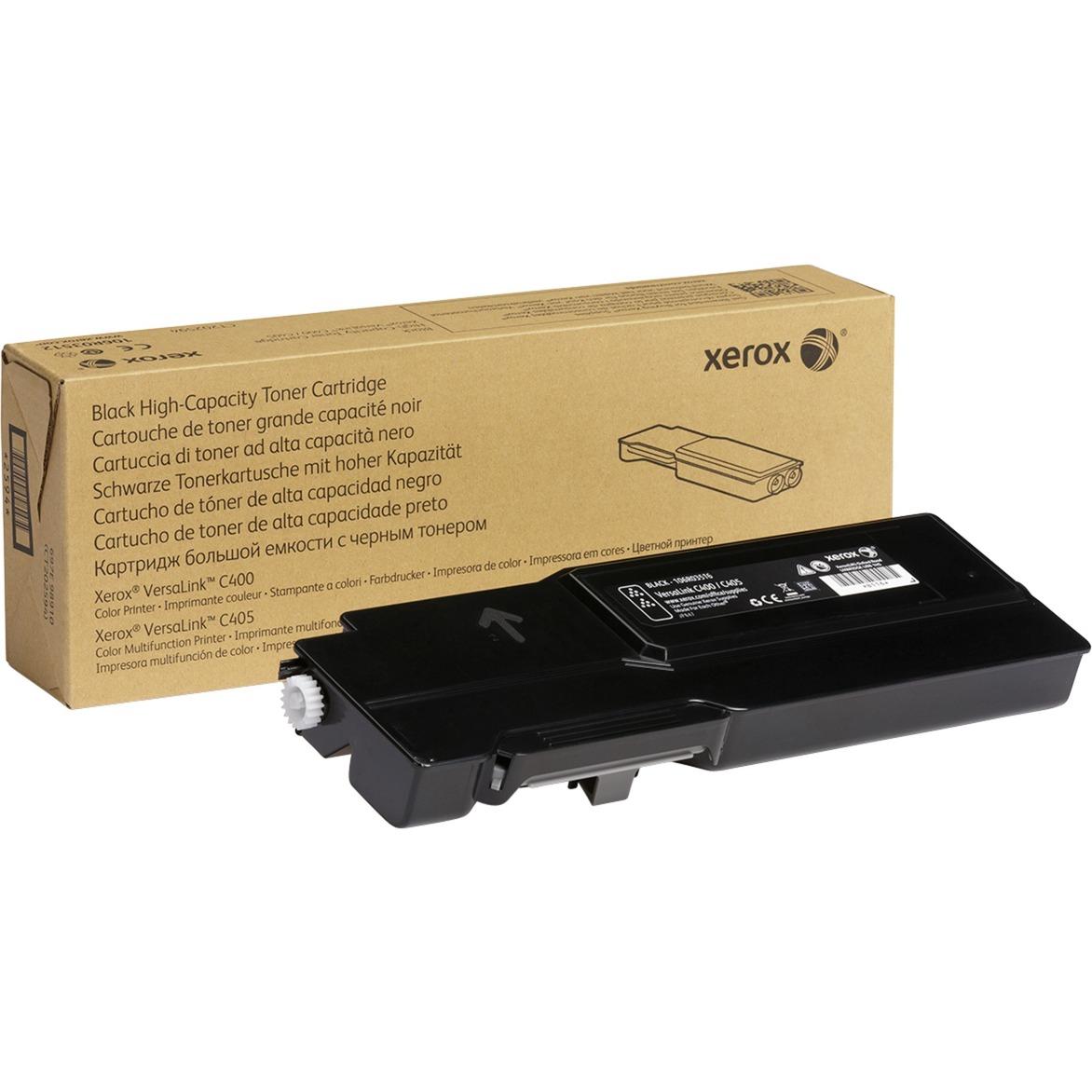 VersaLink C400/C405 cartucho de tóner negro de alta capacidad (5000 páginas)