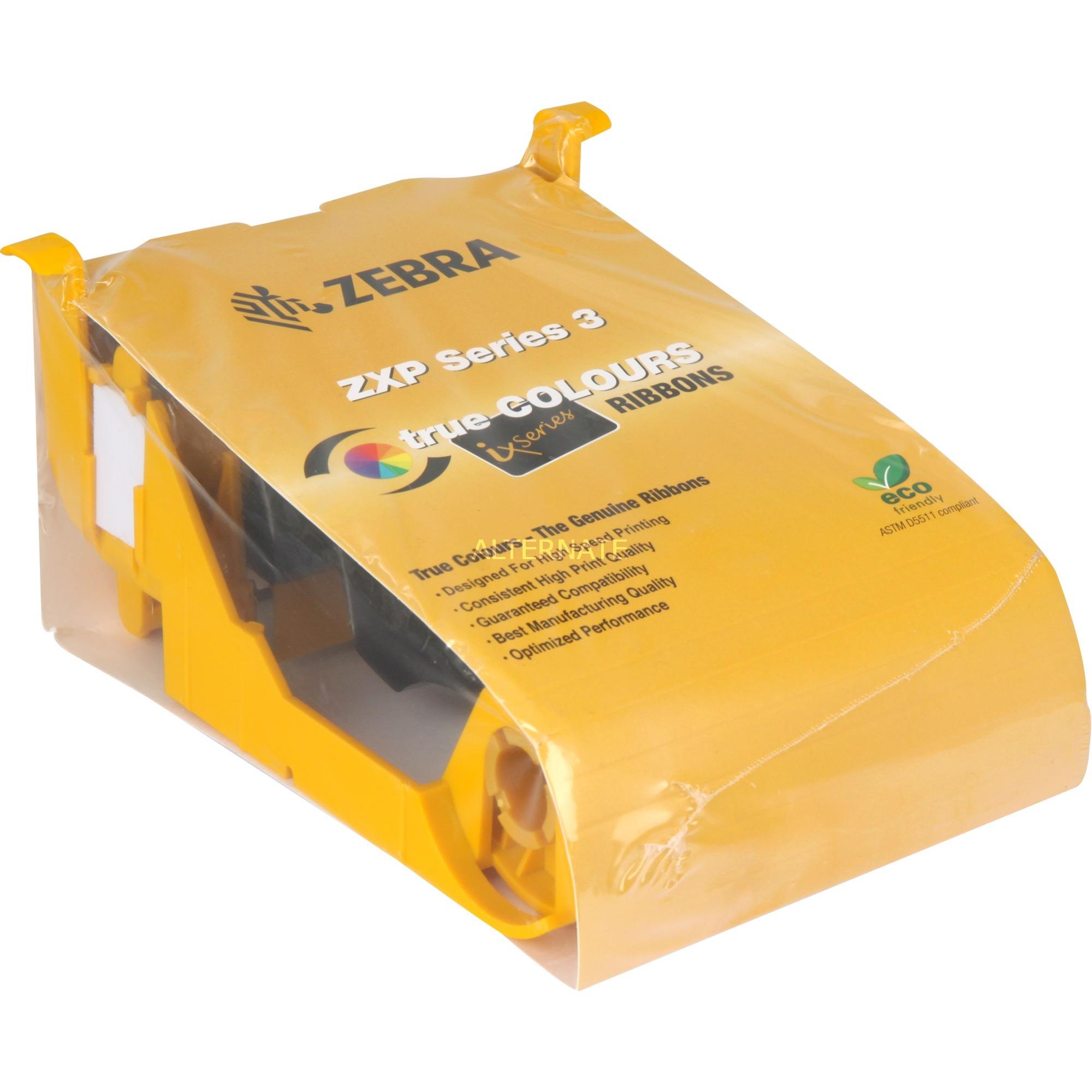800033-801 cinta para impresora, Cinta de colores