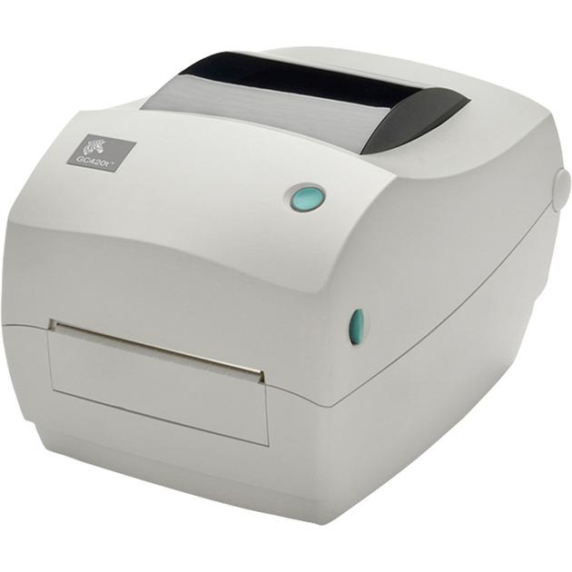 GC420t impresora de etiquetas Térmica directa / transferencia térmica 203 x 203 DPI Alámbrico