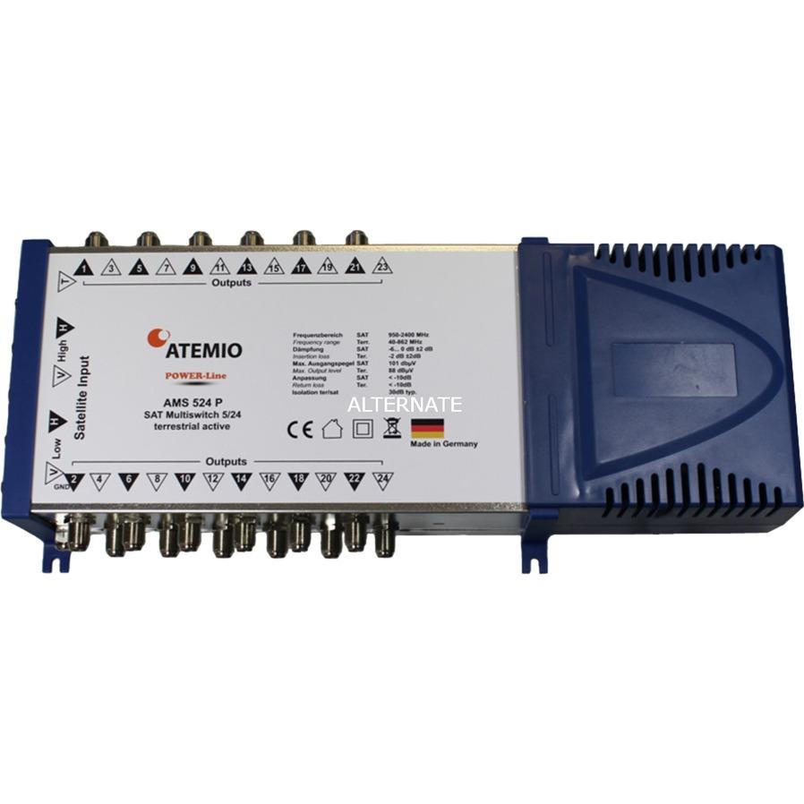 AMS524P, Interruptor múltiple