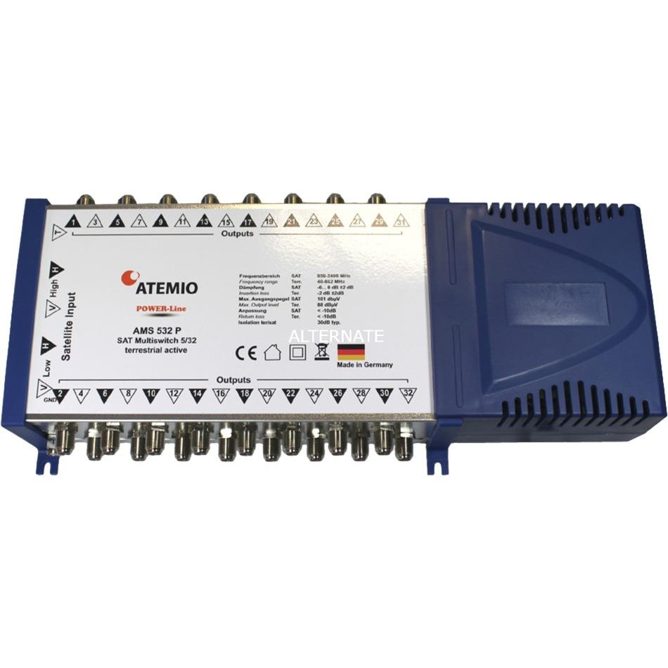 AMS532P , Interruptor múltiple