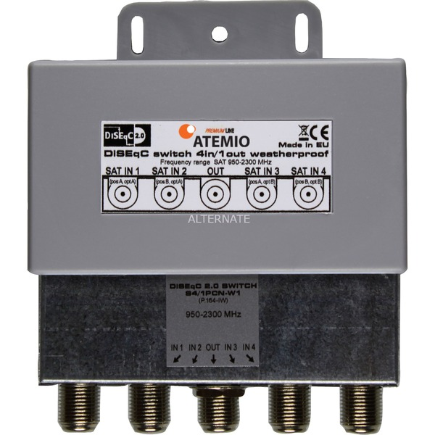 4250469306045, Interruptor/Conmutador