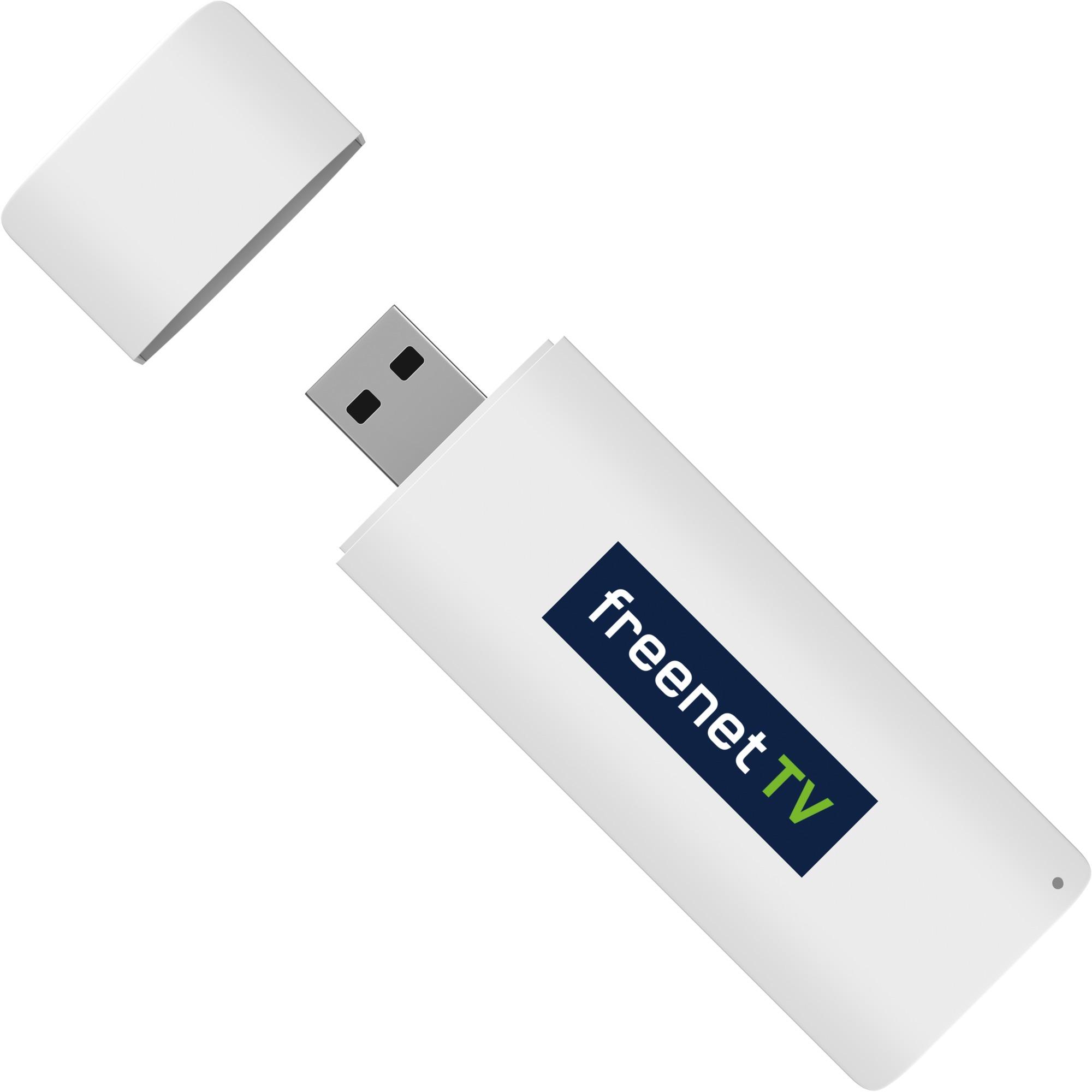 100100 DVB-T2 USB sintonizador de TV, Antena
