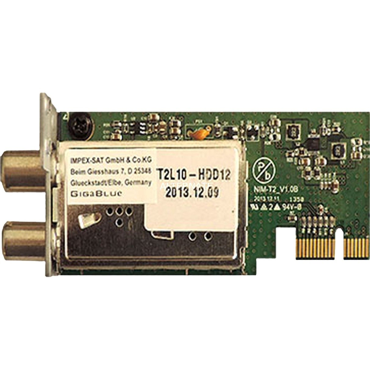 DVB-C / T2 DVB-T, Sintonizador