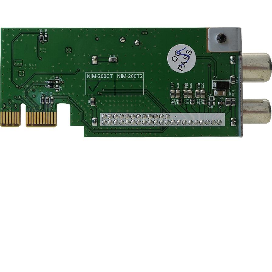 DVB Hybrid Dual Tuner, Sintonizador