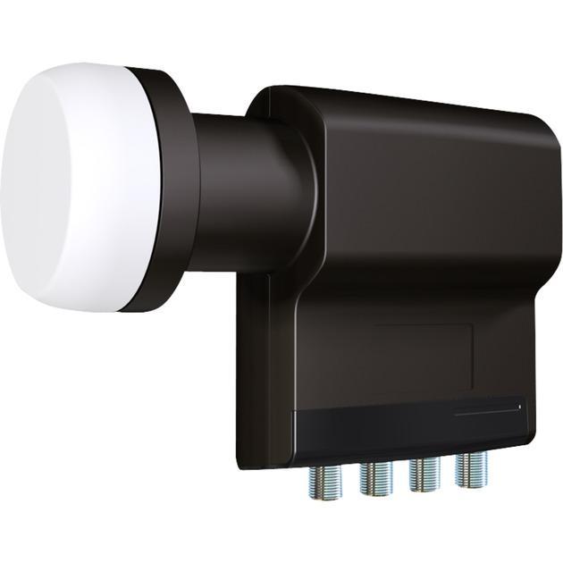 IDLB-QUDL40-PREMU-OPP 10.7 - 11.7GHz Negro convertidor low noise block (lnb)