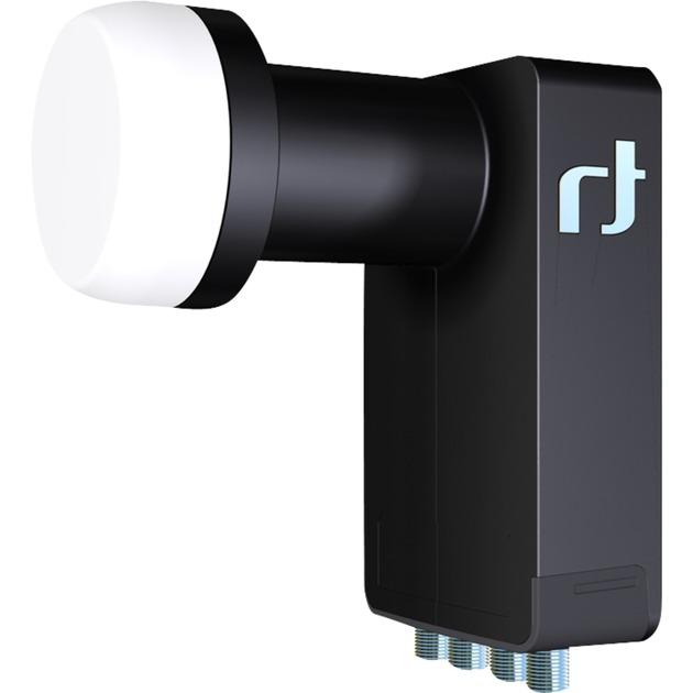 IDLB-QUDL40-ULTRA-OPP 10.7 - 11.7GHz Negro convertidor low noise block (lnb)