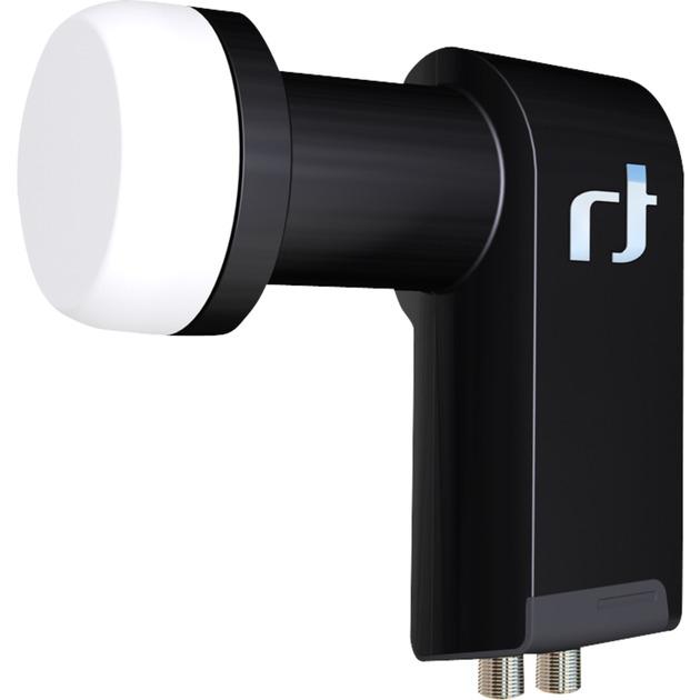 IDLB-TWNL40-ULTRA-OPP 10.7 - 11.7GHz Negro convertidor low noise block (lnb)