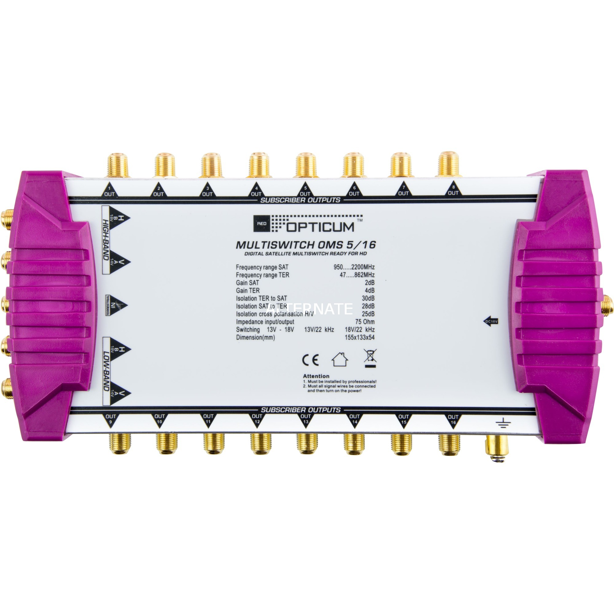 5901912282575, Interruptor múltiple