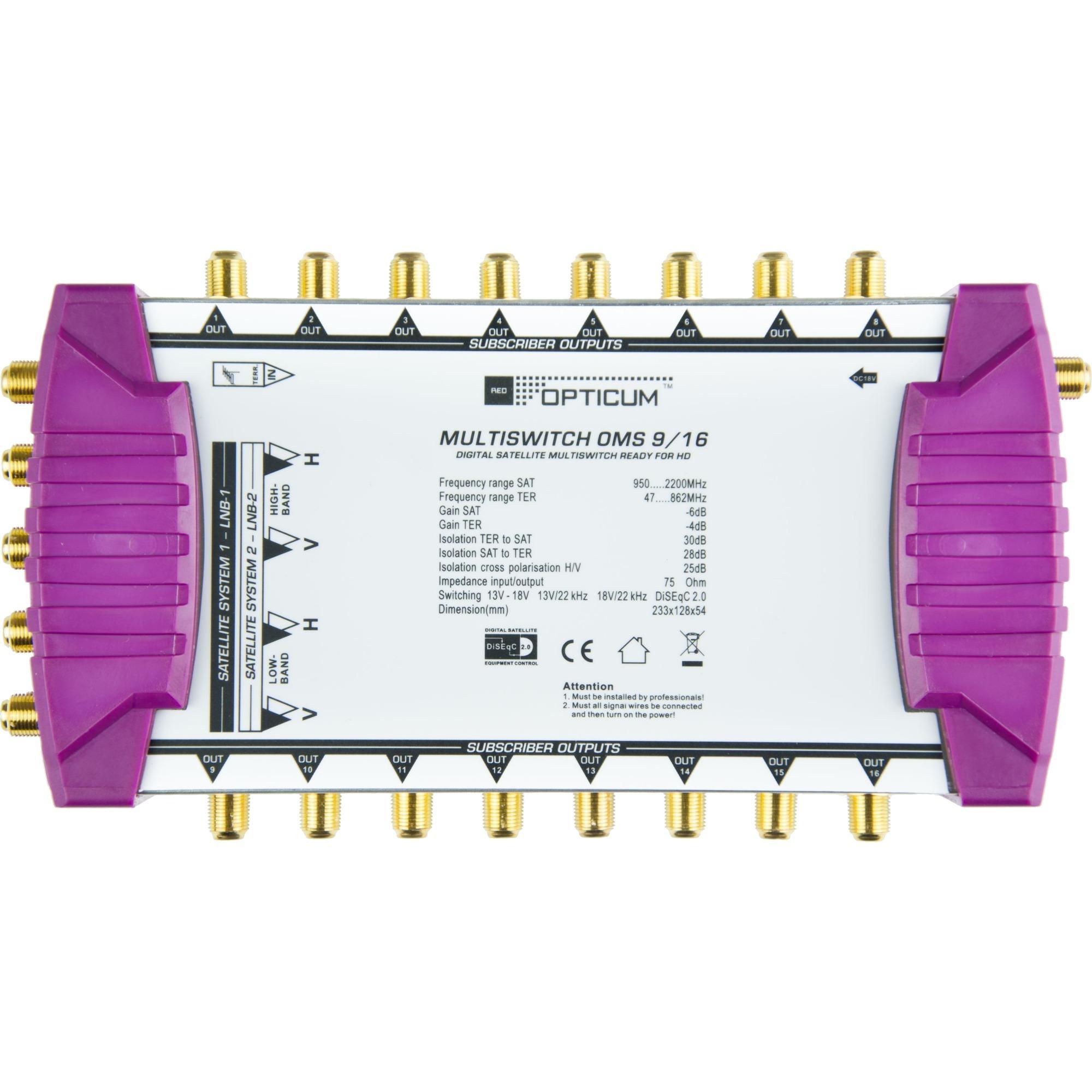 5901912282629, Interruptor múltiple