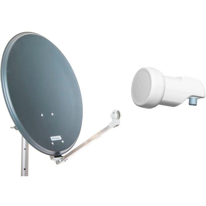 9128, Antena parabólica