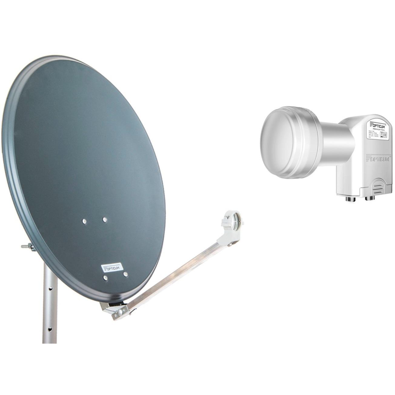 9129, Antena parabólica