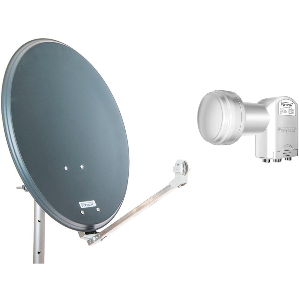 9130, Antena parabólica