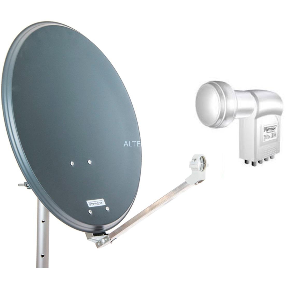 9131, Antena parabólica