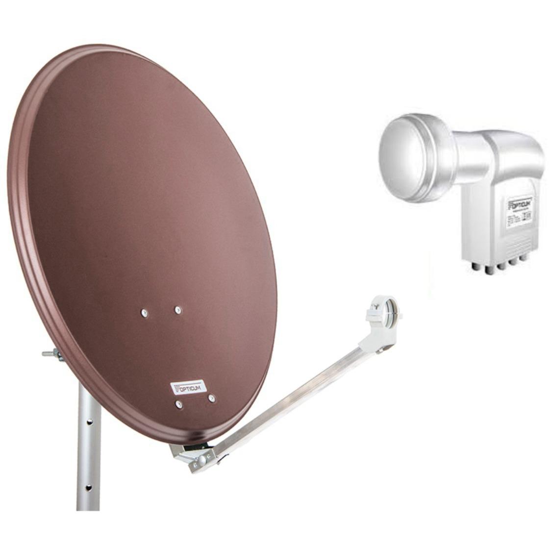 9135, Antena parabólica