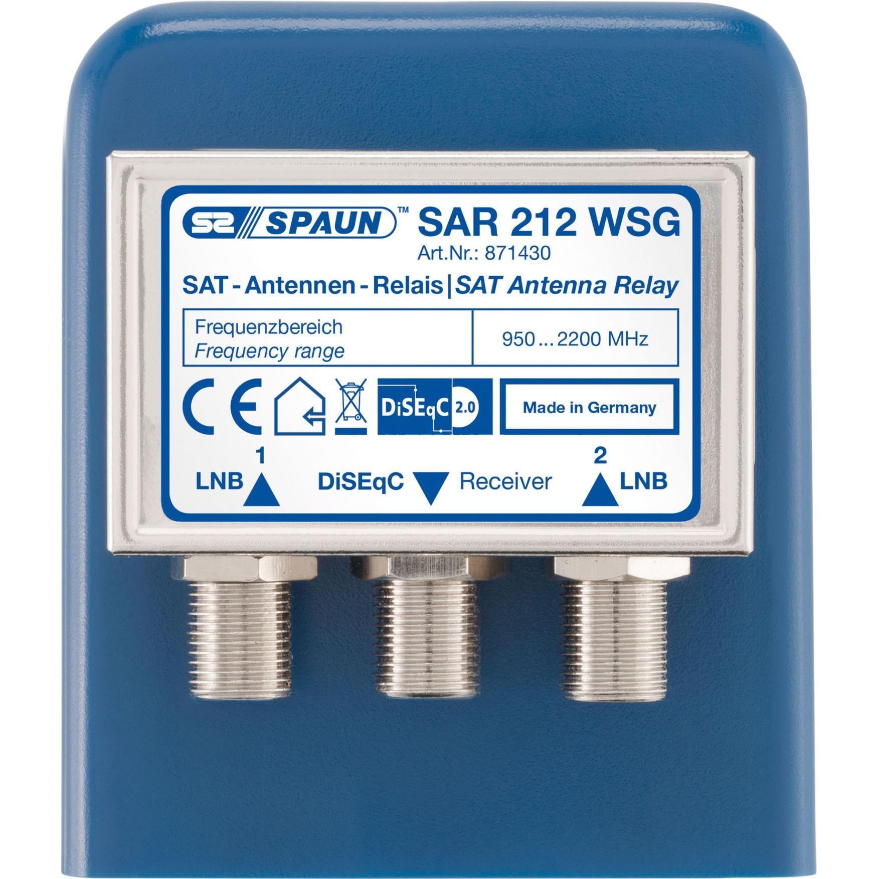 SAR 212 WSG, LNB