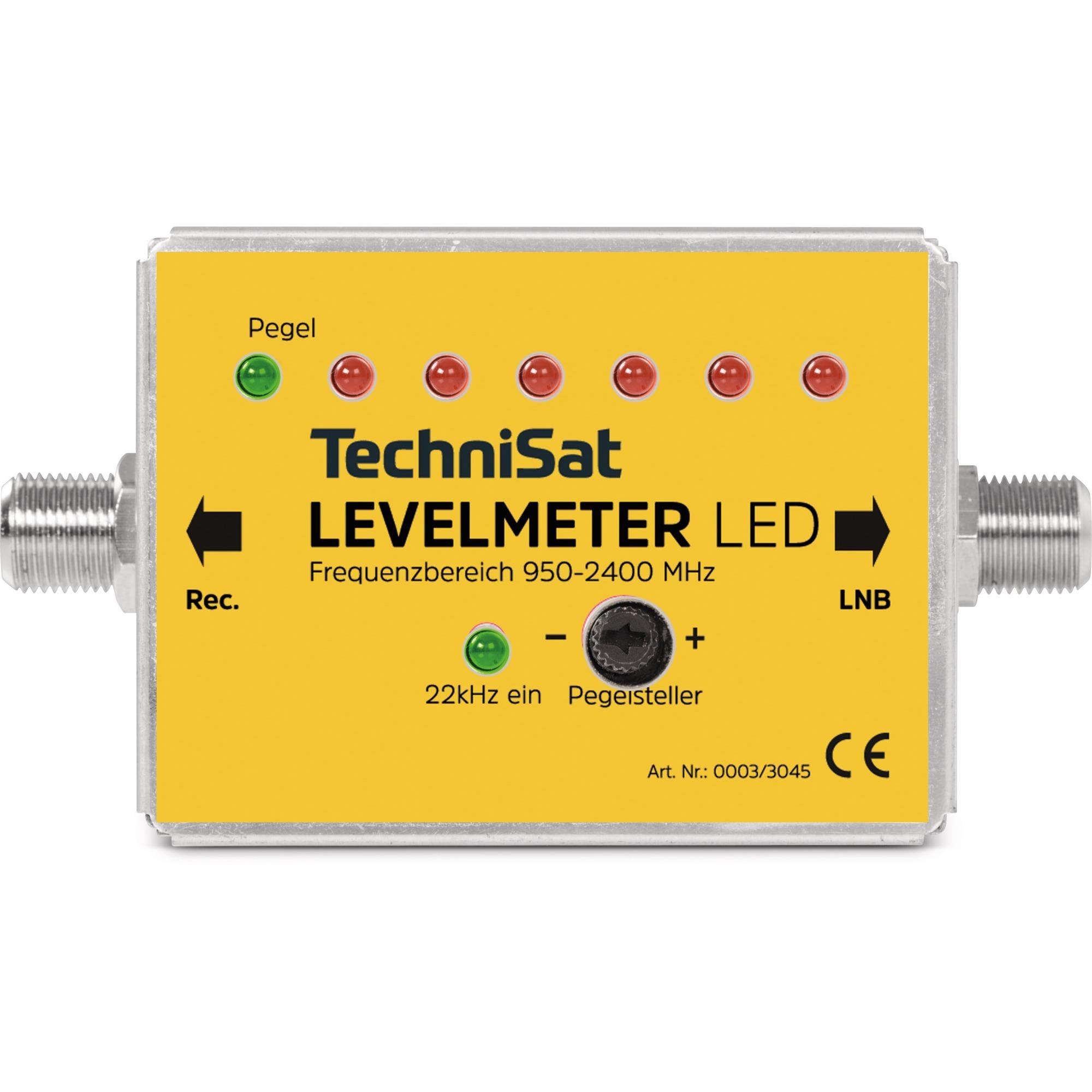 0003/3045, Instrumento de medición