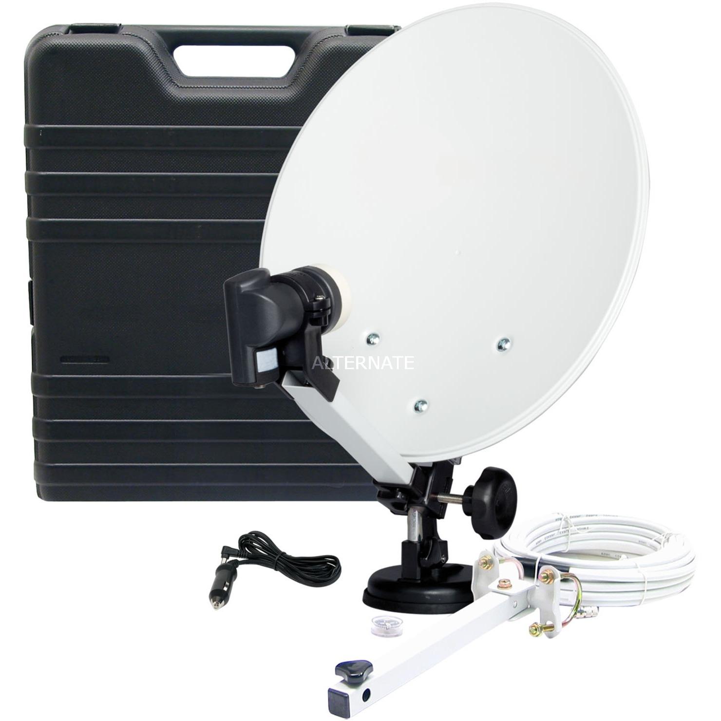 5103309 Blanco antena de satélite, Equipo satélite