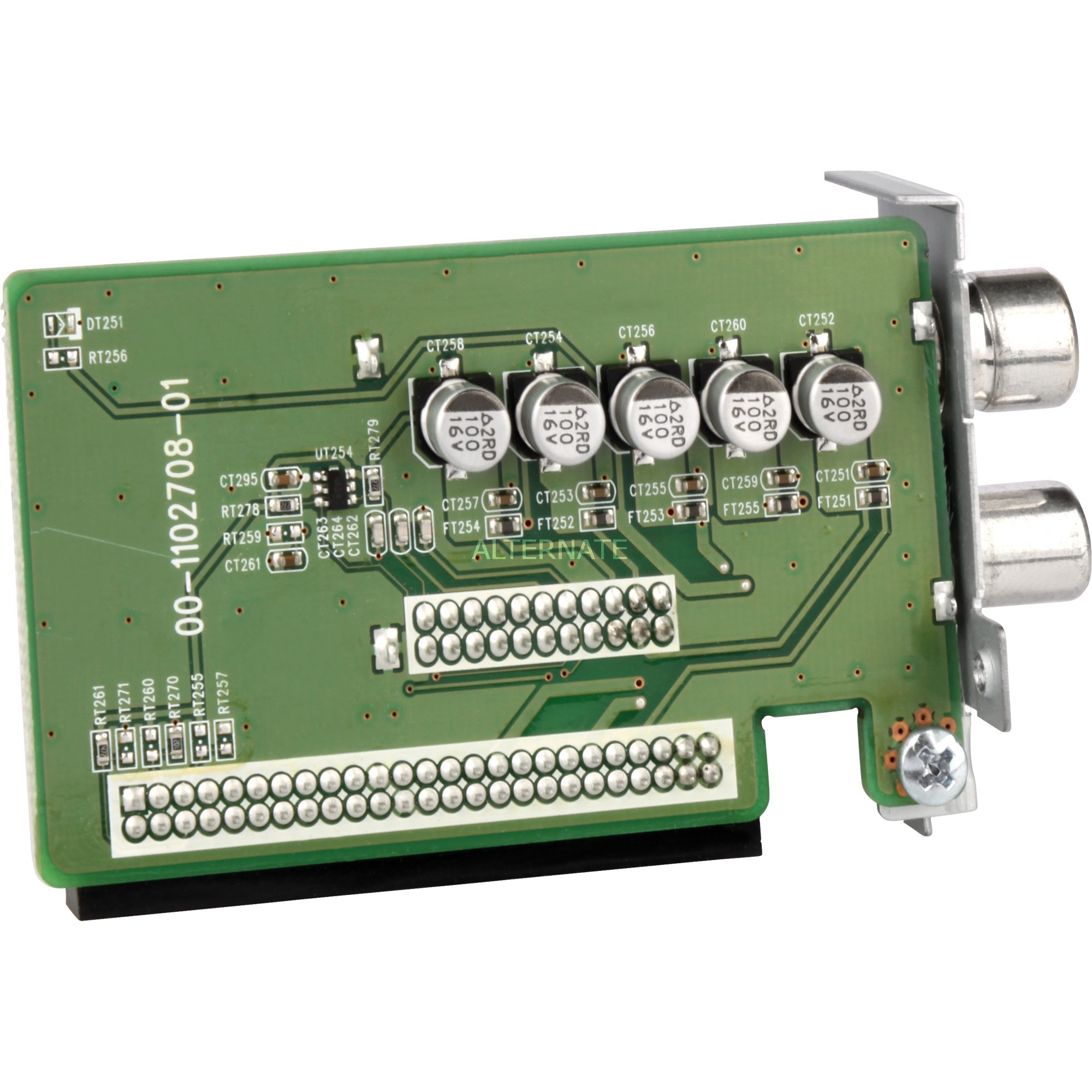 DVB-C/T2 Tuner, Sintonizador