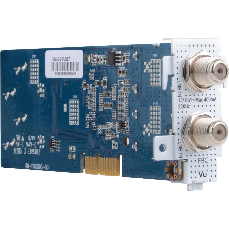 DVB-S2 FBC Tuner, Sintonizador