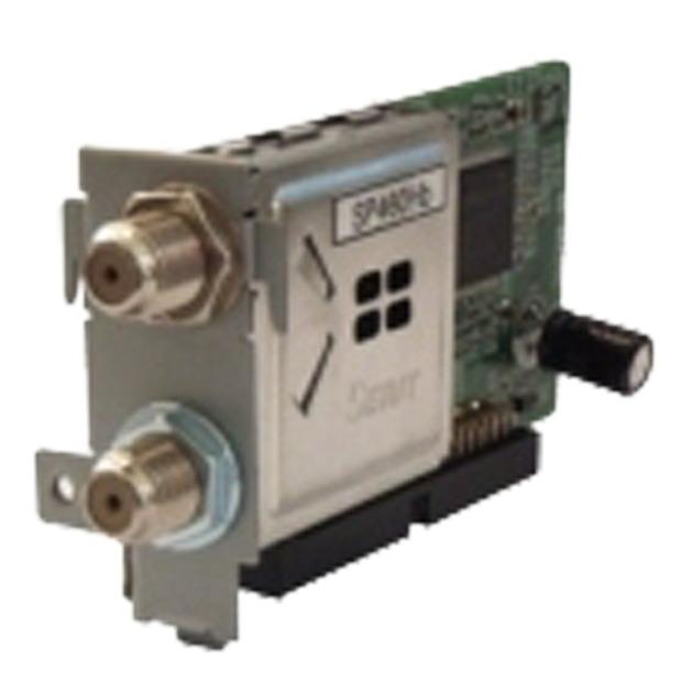Dual DVB-S2 Tuner, Sintonizador
