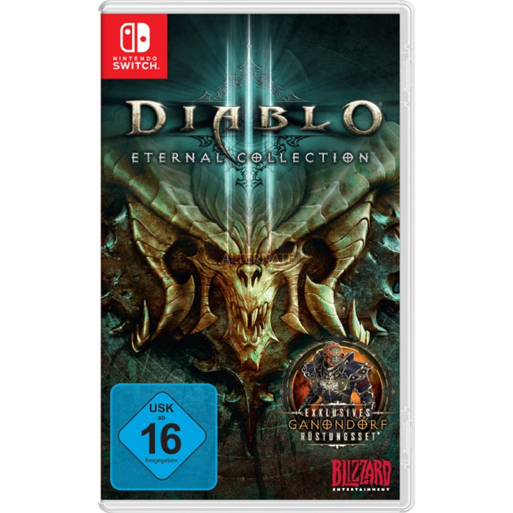 Diablo III: Eternal Collection, Juego