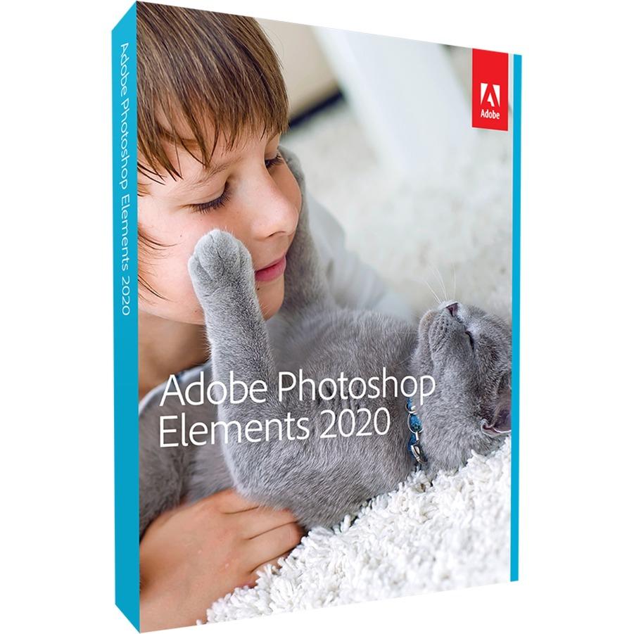 Photoshop Elements 2020, Software
