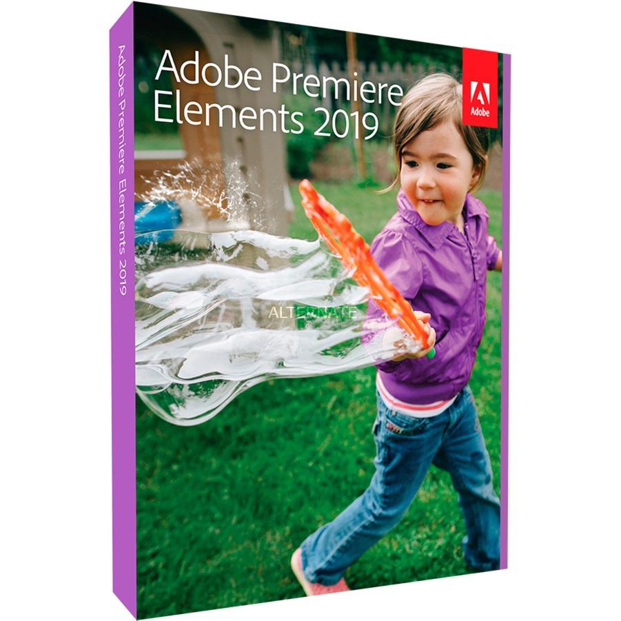 Photoshop Elements Premiere Elements 2019, Software