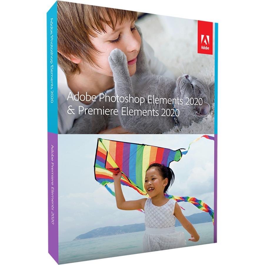 Photoshop Elements & Premiere Elements 2020, Software