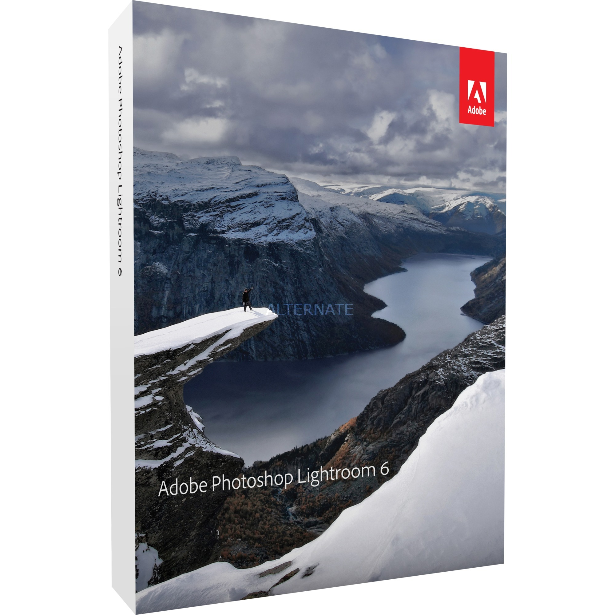 Photoshop Lightroom 6, Software