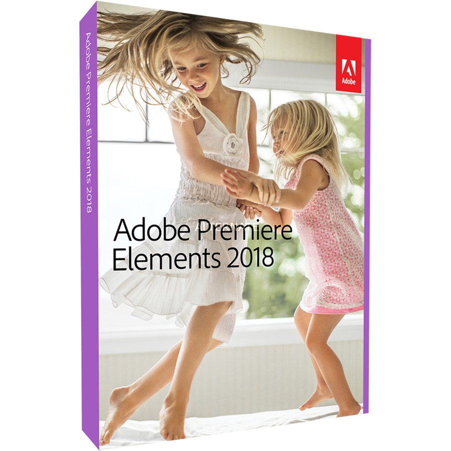 Premiere Elements 2018 Inglés, Software