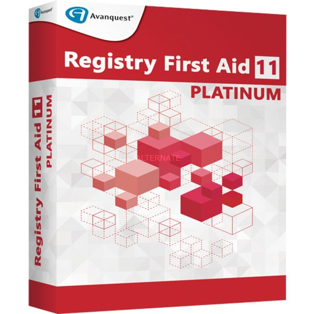 Registry First Aid 11 Platinum