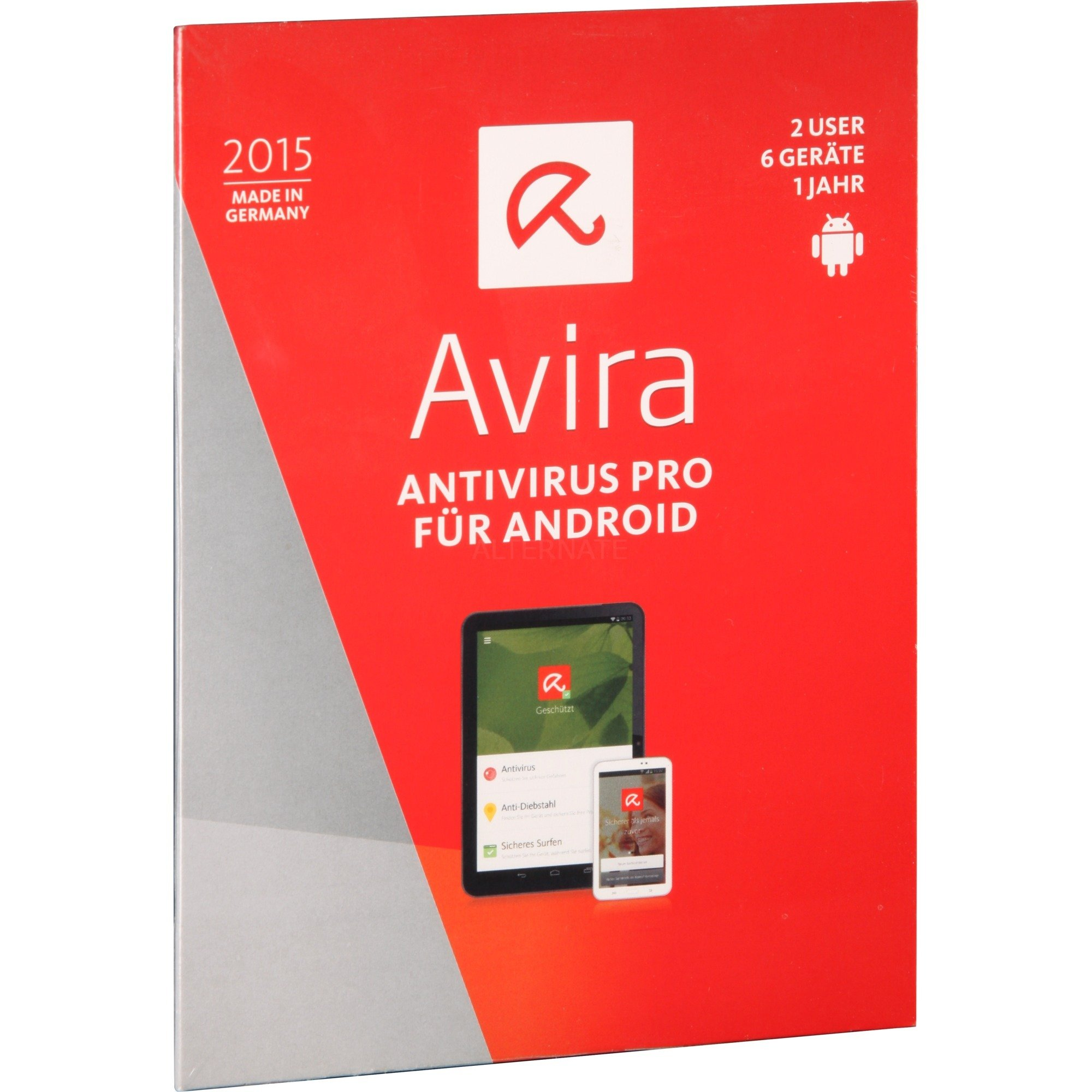Antivirus Pro for Mobile, Software