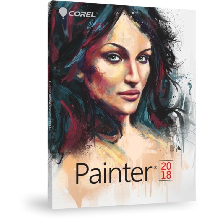 Painter 2018, Software