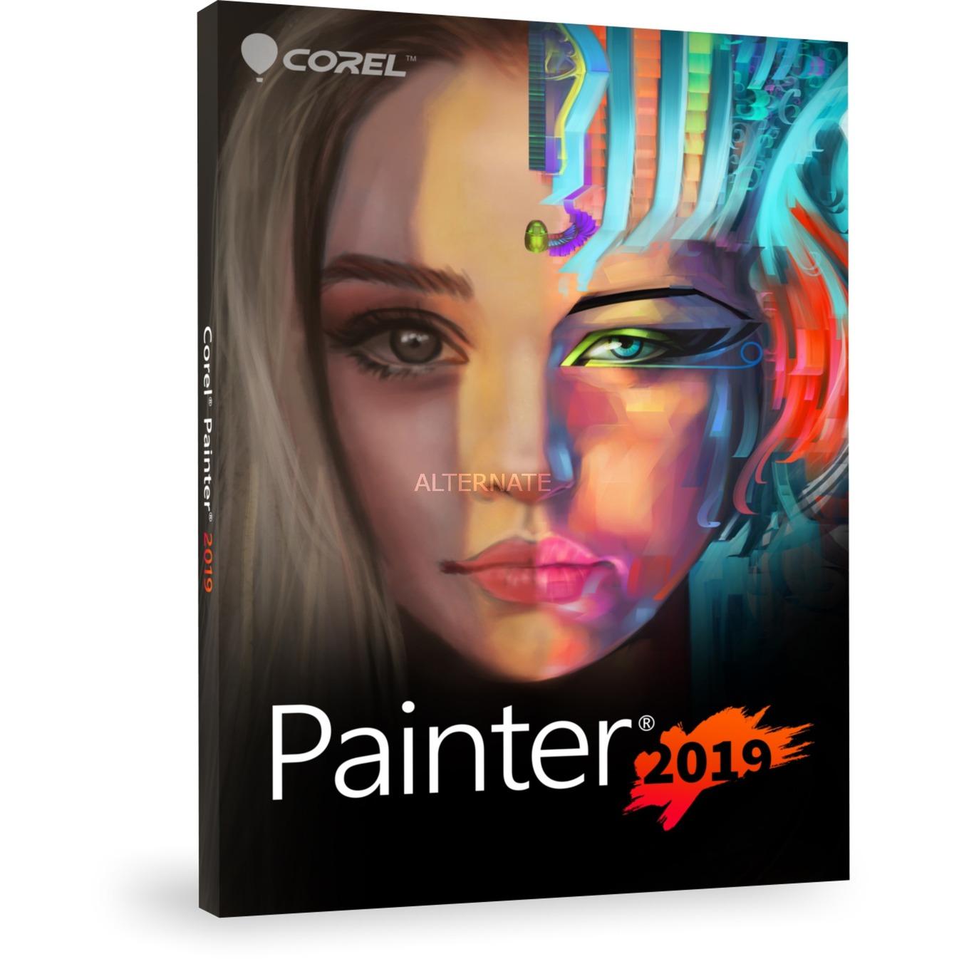 Painter 2019, Software