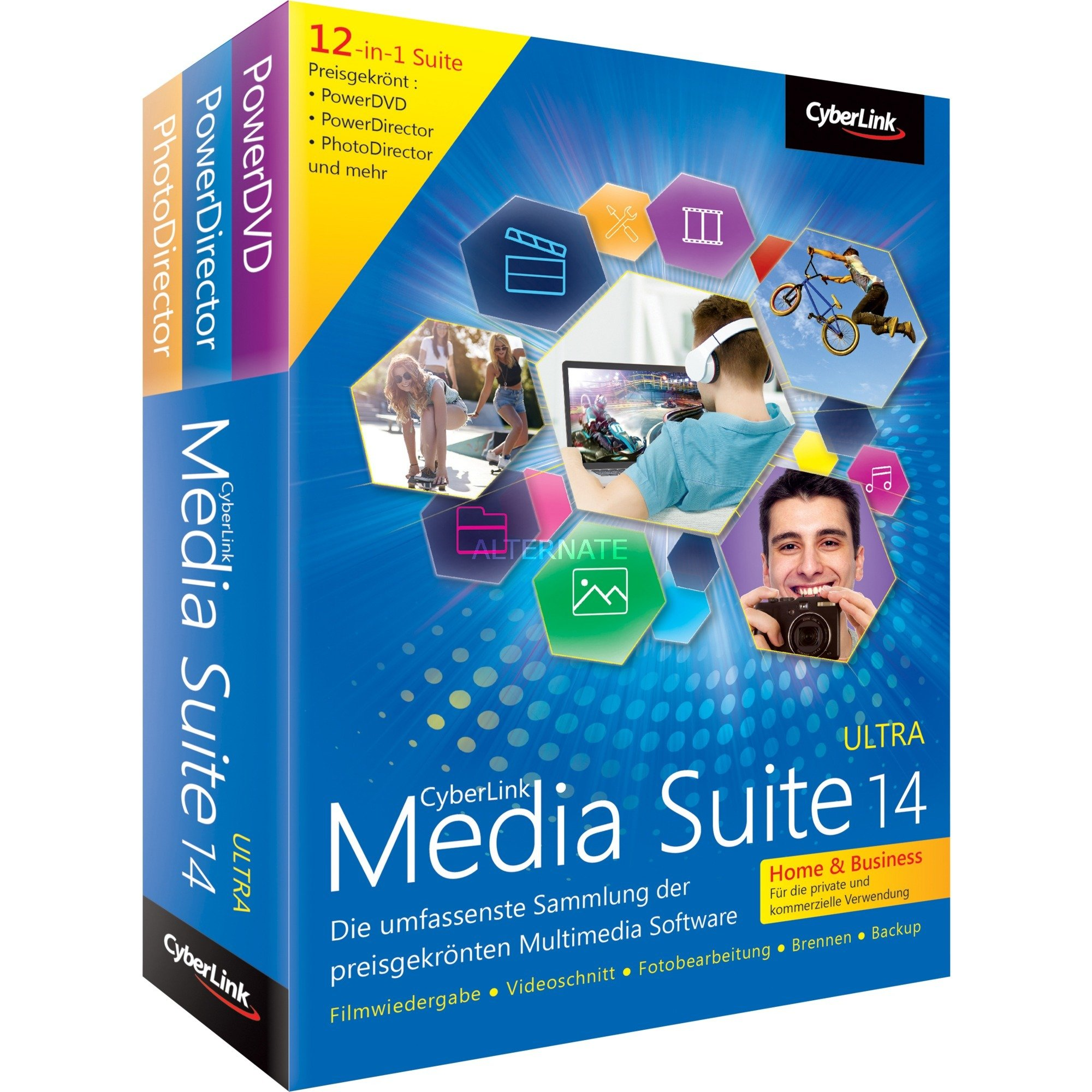 Media Suite 14 Ultra Home & Business