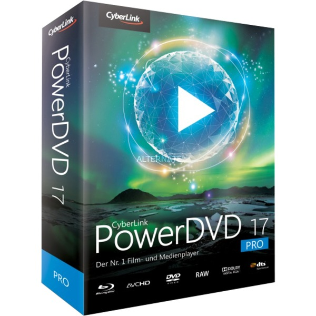 PowerDVD 17 Pro, Software