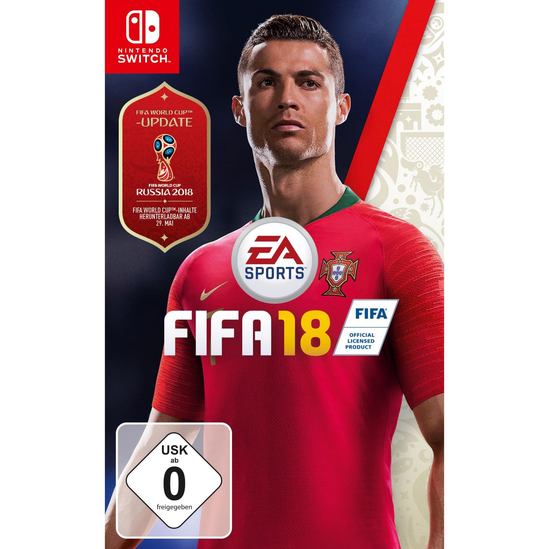 FIFA 18, Juego