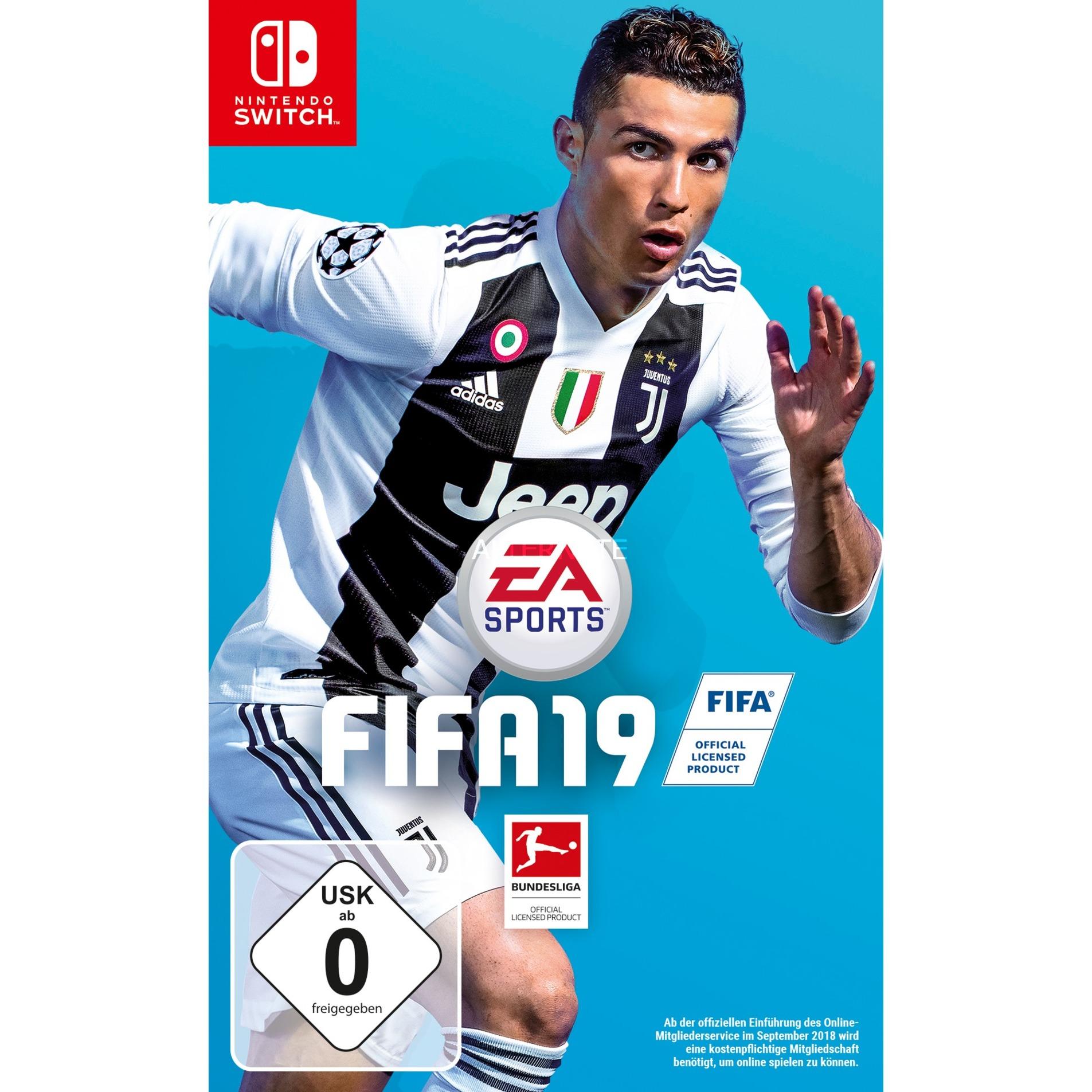 FIFA 19, Juego