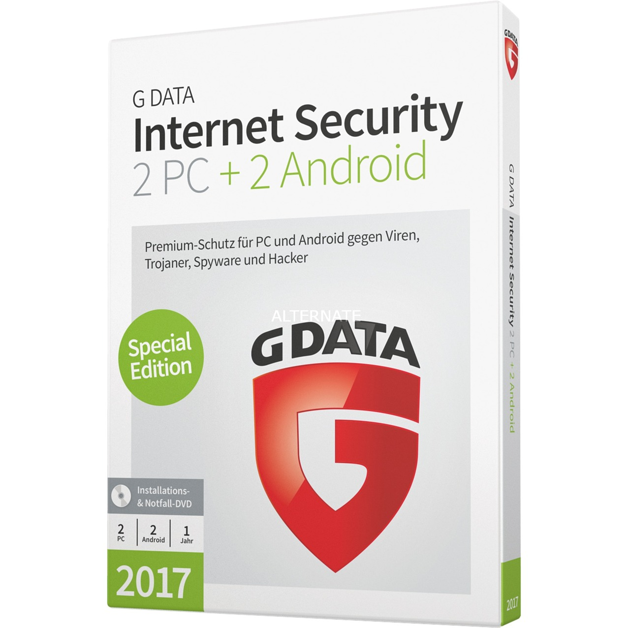 InternetSecurity + Android 2017