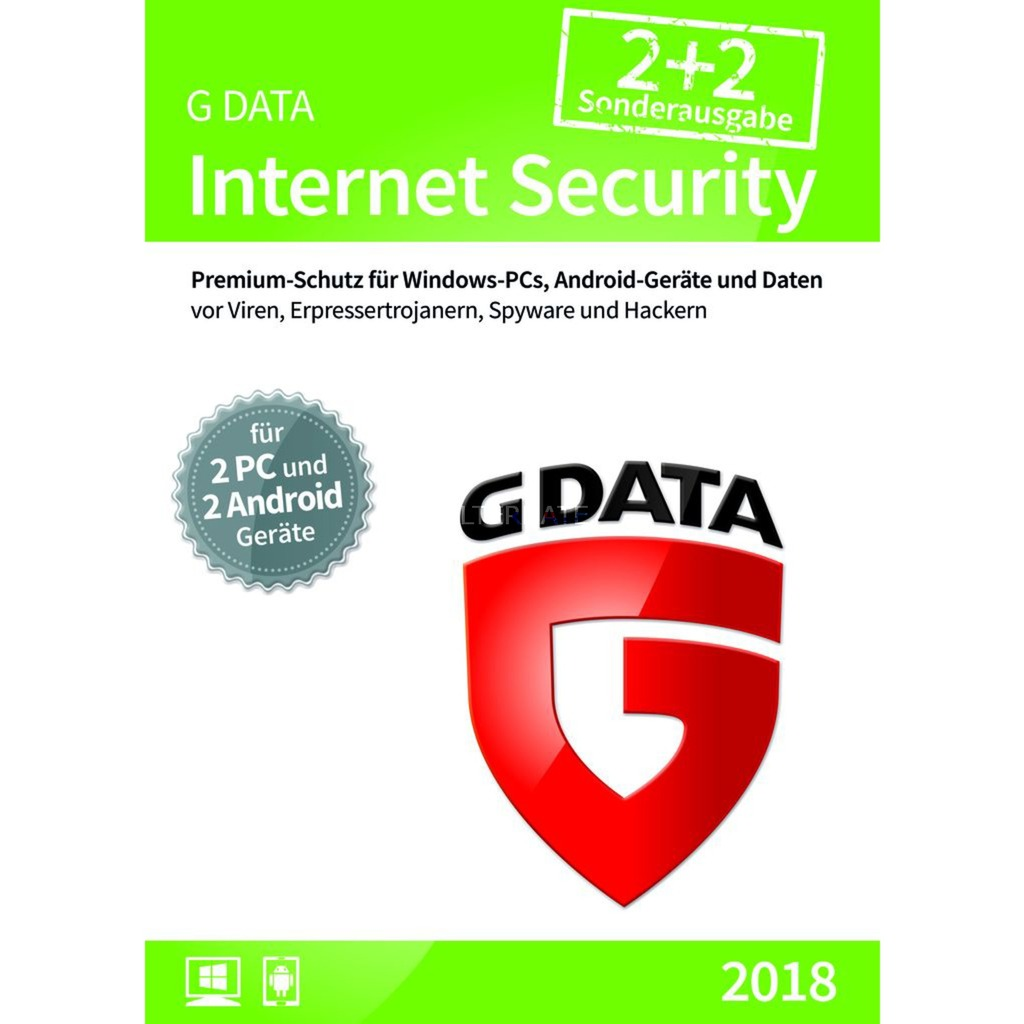 Internet Security 2018 2+2