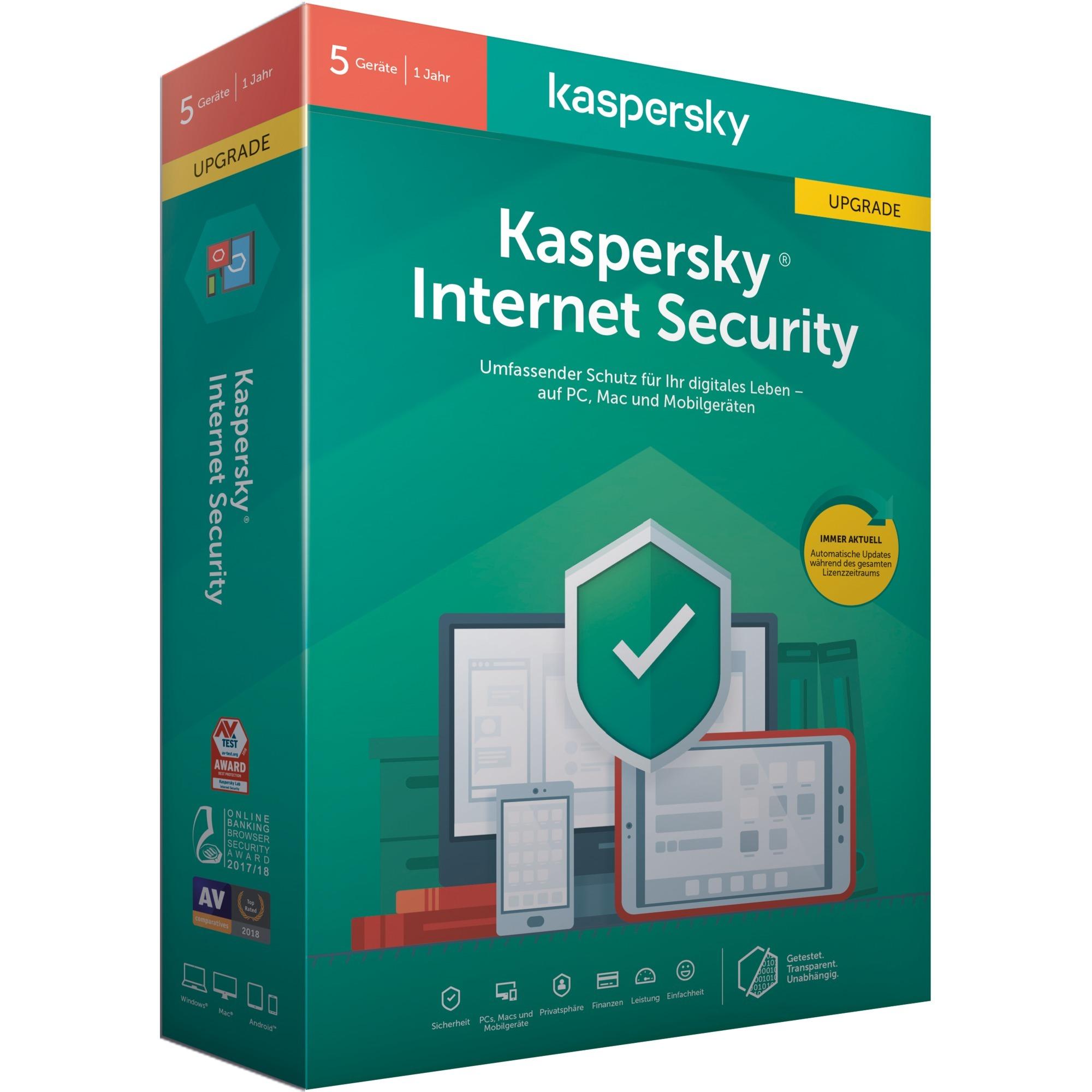 Internet Security 2020 5 licencia(s), Software